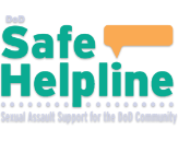 Stop sexual assualt safe helpline:(877)995-5247